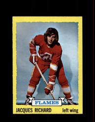 1973 JACQUES RICHARD TOPPS #169 FLAMES *2748