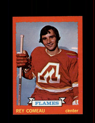 1973 REY COMEAU TOPPS #29 FLAMES *G3939