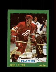 1973 BOB LEITER TOPPS #117 FLAMES *7156