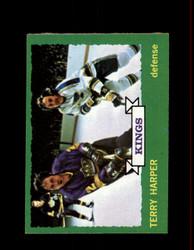 1973 TERRY HARPER TOPPS #80 KINGS *8784