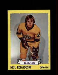 1976 NEIL KOMADOSKI TOPPS #16 KINGS *3610