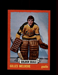 1973 GILLES MELOCHE TOPPS #175 GOLDEN SEALS *3726