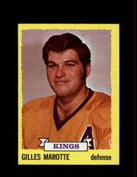 1973 GILLES MAROTTE TOPPS #188 KINGS *1874