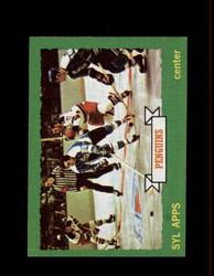 1973 SYL APPS TOPPS #160 PENGUINS *7487