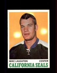 1970 MIKE LAUGHTON TOPPS #74 SEALS *R3605