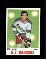 1970 TED IRVINE TOPPS #65 RANGERS *R1529