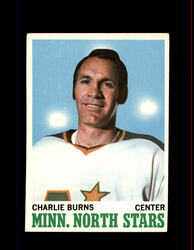 1970 CHARLIE BURNS TOPPS #44 NORTH STARS *R4383