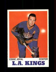 1970 EDDIE JOYAL TOPPS #39 KINGS *R4016