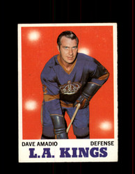 1970 DAVE AMADIO TOPPS #33 KINGS *R4394