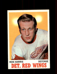 1970 RON HARRIS TOPPS #23 RED WINGS *1421