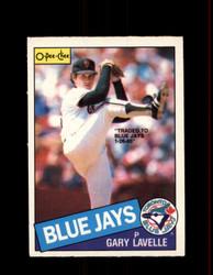 1985 GARY LAVELLE OPC #2 O-PEE-CHEE BLUE JAYS *2367