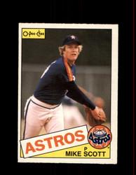 1985 MIKE SCOTT OPC #17 O-PEE-CHEE ASTROS *R5186