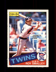 1985 ROY SMALLEY OPC #26 O-PEE-CHEE TWINS *R5081