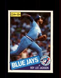 1985 ROY LEE JACKSON OPC #37 O-PEE-CHEE BLUE JAYS *6584