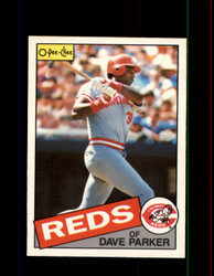 1985 DAVE PARKER OPC #175 O-PEE-CHEE REDS *7582