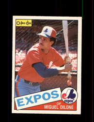 1985 MIGUEL DILONE OPC #178 O-PEE-CHEE EXPOS *1119