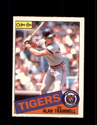 1985 ALAN TRAMMELL OPC #181 O-PEE-CHEE TIGERS *1191