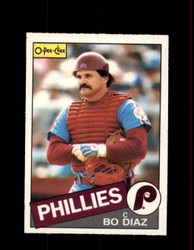 1985 BO DIAZ OPC #219 O-PEE-CHEE PHILLIES *R1275