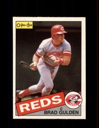 1985 BRAD GULDEN OPC #251 O-PEE-CHEE REDS *G2025