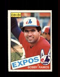 1985 BOBBY RAMOS OPC #269 O-PEE-CHEE EXPOS *G2041