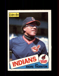 1985 ANDRE THORNTON OPC #272 O-PEE-CHEE INDIANS *G2043