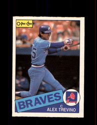 1985 ALEX TREVINO OPC #279 O-PEE-CHEE BRAVES *G2048