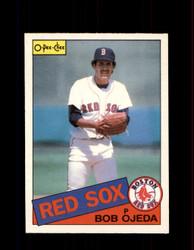 1985 BOB OJEDA OPC #329 O-PEE-CHEE RED SOX *G2092