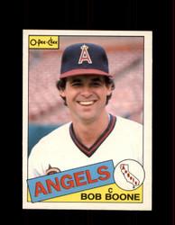 1985 BOB BOONE OPC #348 O-PEE-CHEE ANGELS *G2109