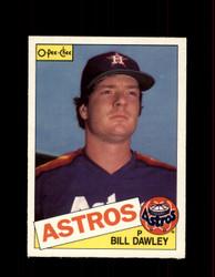 1985 BILL DAWLEY OPC #363 O-PEE-CHEE ASTROS *G2162