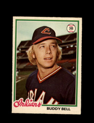 1978 BUDDY BELL OPC #234 O-PEE-CHEE INDIANS *G2124
