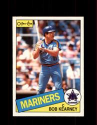 1985 BOB KEARNEY OPC #386 O-PEE-CHEE MARINERS *G2187