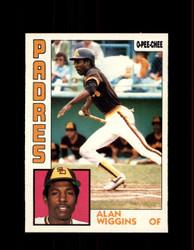 1984 ALAN WIGGINS OPC #27 O-PEE-CHEE PADRES *G2213