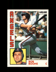 1984 BOB BOONE OPC #174 O-PEE-CHEE ANGELS *G2327