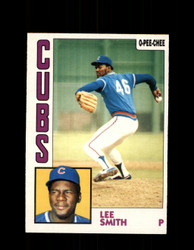 1984 LEE SMITH OPC #176 O-PEE-CHEE CUBS *G2329