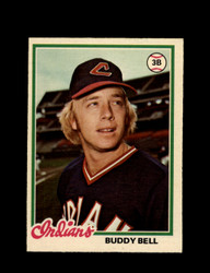 1978 BUDDY BELL OPC #234 O-PEE-CHEE INDIANS *G2366
