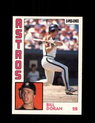 1984 BILL DORAN OPC #198 O-PEE-CHEE ASTROS *G2348