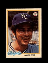 1978 AMOS OTIS OPC #16 O-PEE-CHEE ROYALS *G2411