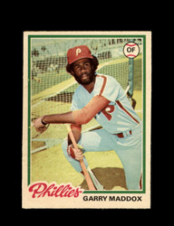 1978 GARRY MADDOX OPC #93 O-PEE-CHEE PHILLIES *G2425