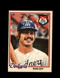 1978 RON CEY OPC #130 O-PEE-CHEE DODGERS *G2678