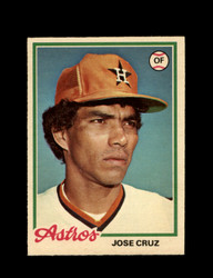 1978 JOSE CRUZ OPC #131 O-PEE-CHEE ASTROS *G2679