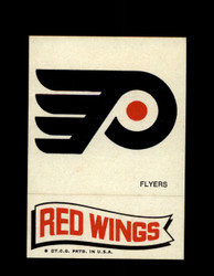 1973 TOPPS EMBLEM FLYERS /  RED WINGS *G2623
