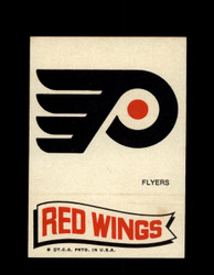 1973 TOPPS EMBLEM FLYERS /  RED WINGS *G2625