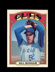 1972 BILL BONHAM OPC #29 O-PEE-CHEE CUBS *G2640