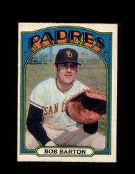 1972 BOB BARTON OPC #39 O-PEE-CHEE PADRES *G2740