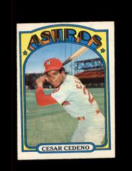 1972 CESAR CEDENO OPC #65 O-PEE-CHEE ASTROS *G2762