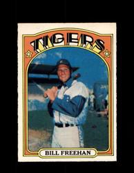 1972 BILL FREEHAN OPC #120 O-PEE-CHEE TIGERS *G2809