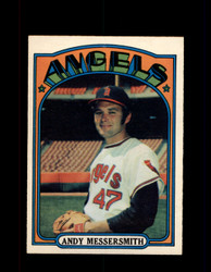 1972 ANDY MESSERSMITH OPC #160 O-PEE-CHEE ANGELS *G2845