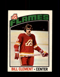 1976 BILL CLEMENT OPC #82 O-PEE-CHEE FLAMES *G4092