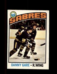 1976 DANNY GARE OPC #222 O-PEE-CHEE SABRES *G4118