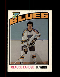 1976 CLAUDE LAROSE OPC #310 O-PEE-CHEE BLUES *G4121